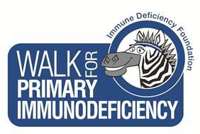 WALK FOR PRIMARY IMMUNODEFICIENCY IMMUNE DEFICIENCY FOUNDATION