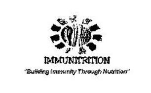 "IMMUNITRITION ""BUILDING IMMUNITY THROUGHNUTRITION"""