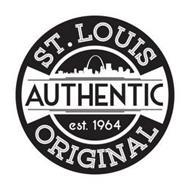 ST. LOUIS AUTHENTIC ORIGINAL EST. 1964