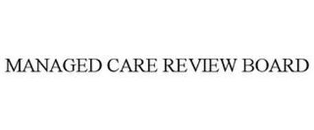 MANAGED CARE REVIEW BOARD