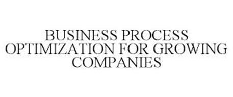 BUSINESS PROCESS OPTIMIZATION FOR GROWING COMPANIES