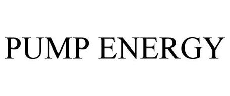 PUMP ENERGY