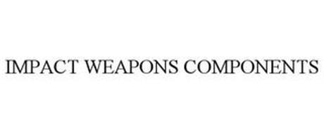 IMPACT WEAPONS COMPONENTS