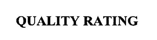QUALITY RATING