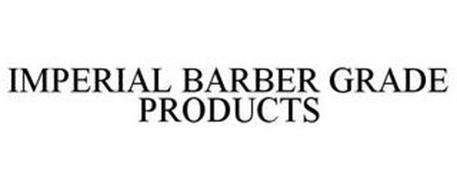 IMPERIAL BARBER GRADE PRODUCTS