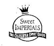 SWEET IMPERIALS THE CALIFORNIA SWEET ONION