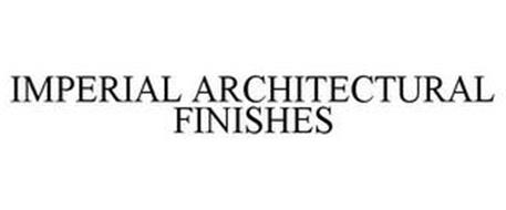 IMPERIAL ARCHITECTURAL FINISHES