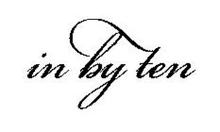 IN BY TEN