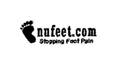 NUFEET.COM STOPPING FOOT PAIN