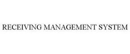 RECEIVING MANAGEMENT SYSTEM
