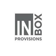 INBOX PROVISIONS