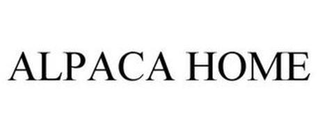 ALPACA HOME