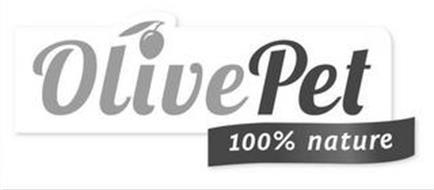 OLIVEPET 100% NATURE