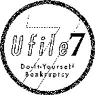 UFILE 7 DO-IT-YOURSELF BANKRUPTCY