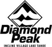 DIAMOND PEAK INCLINE VILLAGE LAKE TAHOE