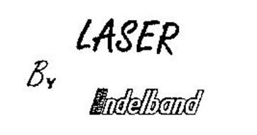 LASER BY INDELBAND