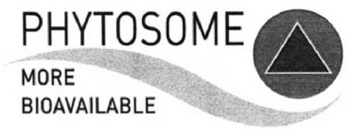 PHYTOSOME MORE BIOAVAILABLE