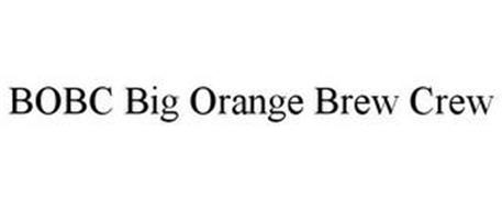 BOBC BIG ORANGE BREW CREW