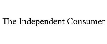 THE INDEPENDENT CONSUMER