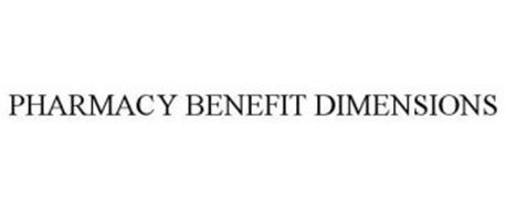 PHARMACY BENEFIT DIMENSIONS