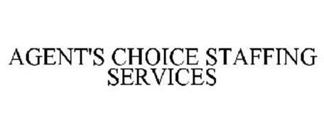 AGENT'S CHOICE STAFFING SERVICES