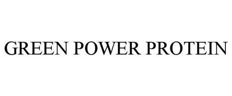 GREEN POWER PROTEIN
