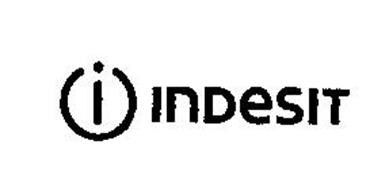 I INDESIT Trademark of Indesit Company S.P.A.. Serial ...