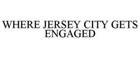 WHERE JERSEY CITY GETS ENGAGED