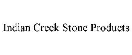 INDIAN CREEK STONE PRODUCTS