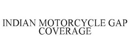 INDIAN MOTORCYCLE GAP COVERAGE