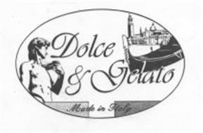 DOLCE & GELATO MADE IN ITALY