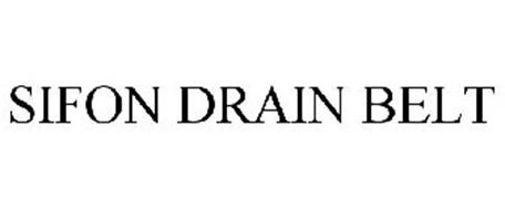 SIFON DRAIN BELT