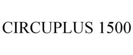 CIRCUPLUS 1500
