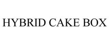 HYBRID CAKE BOX