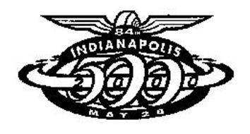 84TH INDIANAPOLIS 500 MAY 28 2000