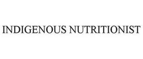 INDIGENOUS NUTRITIONIST