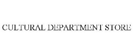 CULTURAL DEPARTMENT STORE
