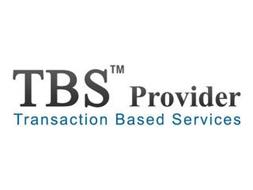 TBS PROVIDER TRANSACTION BASED SERVICES