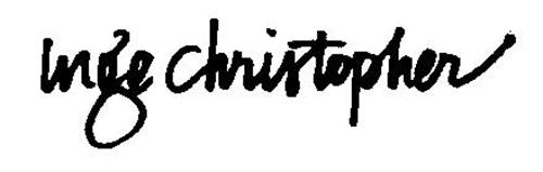 Image result for inge christopher logo
