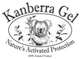 KANBERRA GEL NATURE'S ACTIVATED PROTECTION 100% NATURAL PRODUCT