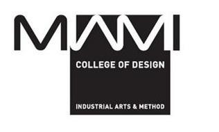 MIAMI COLLEGE OF DESIGN INDUSTRIAL ARTS& METHOD