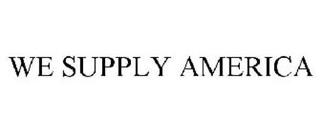 WE SUPPLY AMERICA