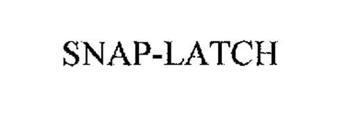 SNAP-LATCH