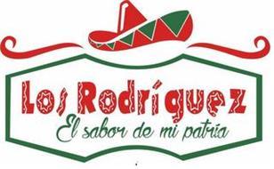 LOS RODRÍGUEZ EL SABOR DE MI PATRÍA
