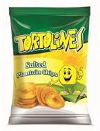 TORTOLINES SALTED PLANTAIN CHIPS