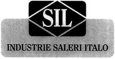 SIL INDUSTRIE SALERI ITALO