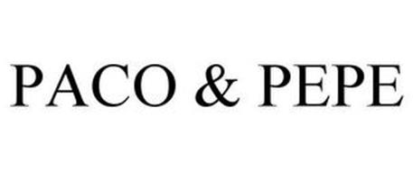 PACO & PEPE