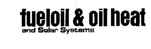 FUELOIL & OIL HEAT AND SOLAR SYSTEMS