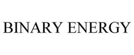 BINARY ENERGY