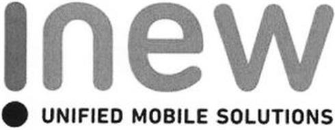 INEW UNIFIED MOBILE SOLUTIONS